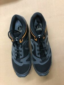 Pearl Izumi, X-Alpha Seek V, Black/Shadow Shoes, Size 46, Pair, New-Original Box