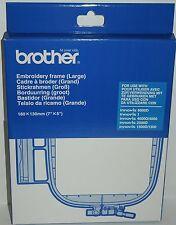 Brother EF75 Large Embroidery Machine Hoop 18cm x 13cm Innovis 1500 4000 V3 V5