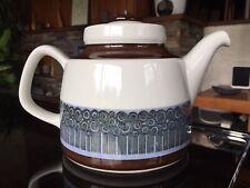 Vintage Rorstrand Amanda Pattern by Christina Cambell Large Tea Pot