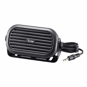 ICOM SP35 5 Watt External Speaker with 3.5mm Speaker Jack and 2 meter cable