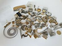 Job Lot Of Assorted Watch Parts For Spares