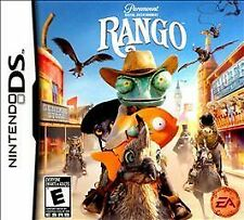 BRAND NEW Sealed Rango (Nintendo DS, 2011)
