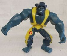"Marvel Action Figure 3.75"" Wolverine and the X-Men Animated Series - Beast"