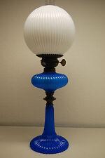 ANTIQUE OLD OIL KEROSENE SANDWICH EATON ONION GWTW BANQUET PARLOR EAPG LAMP