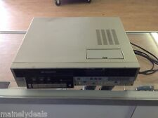 Sears Betavision Video Cassette Recorder For Parts