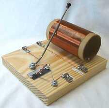 CORNELL WW-II FOXHOLE RAZOR BLADE CRYSTAL RADIO KIT - INCLUDES EARPHONE!