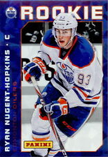 2012 RYAN NUGENT-HOPKINS PANINI NATIONAL CRACKED ICE ROOKIE /50! RARE! FREE SHIP