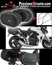 Borse Valigie laterali Givi 3d600 telai Honda CB 1000 Cb1000 R Cb1000r 08-11