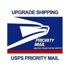 Priority Mail Shipping for Fishing Lures   Upgrade Service for Select Items