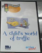 PC Arrive Alive A Childs World of Traffic VicRoads