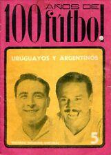 SOCCER URUGUAY vs ARGENTINA HISTORY MATCHES Mag +Poster