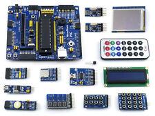 PIC Board MCU PIC16F PIC16F877A PIC Development Board +LCD + Module Kits