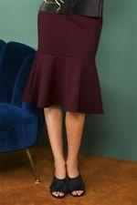 NEXT Berry Peplum Skirt 12