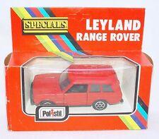 Polistil Club 33 1:43 LEYLAND RANGE LAND ROVER Model Car CE-79 MIB`77 VERY RARE!