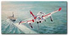 FIRST TRAP by Keith Ferris - T-2C Buckeye - Aviation Art Prints - L/E Ed