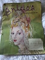 Vintage Summer Issue 1939 The Bride Magazine