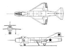 Airmodel Products 1/72 YAKOLEV Yak-1000 Soviet Jet Fighter Vacuform Kit