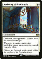 1x AUTHORITY OF THE CONSULS - Kaladesh - MTG - Magic the Gathering - NM
