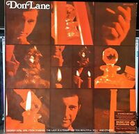 Don Lane, Geoff Harvey - self titled LP excellent + CD-R backup