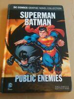 DC Comics - Graphic Novel Collection - SUPERMAN BATMAN PUBLIC ENEMIES 2015