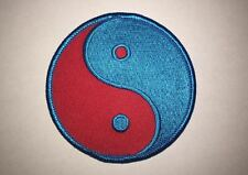 Vintage Yin Yang Judo MMA  Jiu Jitsu Karate Tae Kwon Do Martial Arts Patch 563