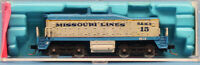Atlas 1:160 N Scale EMD SW-1500 Locomotive Calf Santa Fe Engine Train #4011U