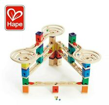 Hape Quadrilla Marble Run Construction Set E6009 Vertigo Educational Toy 84pcs