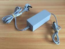 OFFICIAL Nintendo Wii Power Supply   UK Plug Brick Unit AC Mains PSU   RVL-002