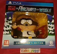 SOUTH PARK L'ANNALE DU DESTION EDITION COLLECTOR SONY PS4 VERSION PAL EUROPE