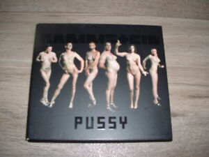 Rammstein - Pussy - Maxi CD inkl. Poster