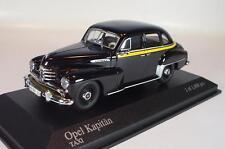 Minichamps 1/43 Opel Kapitän (1951) Taxi OVP #559