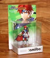 Amiibo No. 55 ROY Super Smash Bros Series Figure Nintendo Wii U Rare