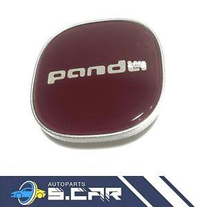 1 COPRIMOZZO BORCHIA COPPETTA FIAT PANDA da 2012 per cerchi in lega 55 45 mm