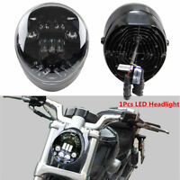 1xMotorcycle LED Headlight Daytime Running Light For VRod VROD VRSCA VRSC