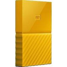 Western digital My Passport 2000gb amarillo disco duro Exter