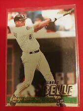 1997 Fleer Albert Belle #600 Chicago White Sox