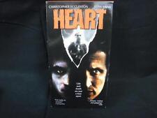 VHS Rare Video Movie Horror Thriller Heart Christopher Eccleston