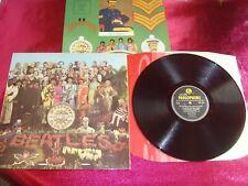 THE BEATLES - SGT. PEPPER'S - LP N.MINT/EX+/PMC 7027/1-1/1967 UK