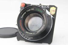 【Exc 】 Shineider Kreuznach Symmar 180mm f5.6 Linhof Shutter Lens from Japan