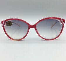 Occhiale da sole LOZZA mod. ACAPULCO vintage red frame made in Italy Sunglasses