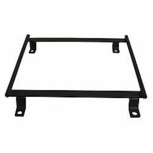 SCAT 81169 Seat Adapter Bracket - Passenger Side, For 1982-1992 Chevy Camaro NEW