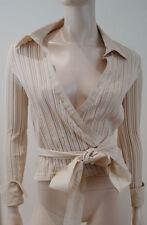 Acrylic V Neck Blouses for Women