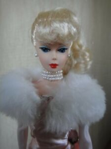 1996 Collector Edition Enchanted Evening Brunette Barbie Doll 1960 Repro