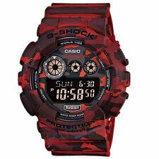 NUEVO Casio G-shock GD-120CM-4 Reloj Correa De Resina