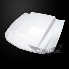 "2010 2011 2012 Ford mustang cowl style 3"" rise fiberglass hood body kit"
