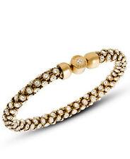 Paypal Michael Kors MK Mesh Gold Toned Bracelet MKJ4782710 Agsbeagle
