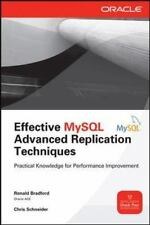 Effective MySql Advanced Replication Techniques by Ronald Bradford and Chris.