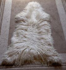 Rare Long-haired Goat Rug