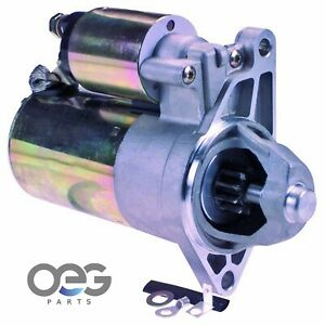 New Starter For Ford Crown Victoria Lincoln Town Car Mercury Grand Marquis 4.6L