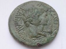 Rhoemetalkes I and Pythodoris, with Augustus and Livia 11 BC-AD 12       101